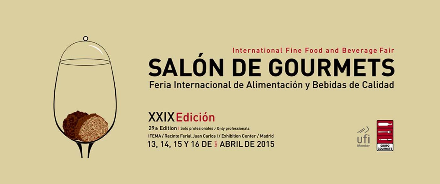 Salón Gourmet 2015